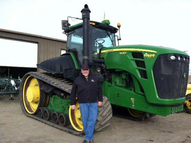 Ed tractor photo