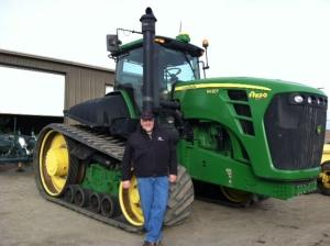 Farmer Ed Schneider