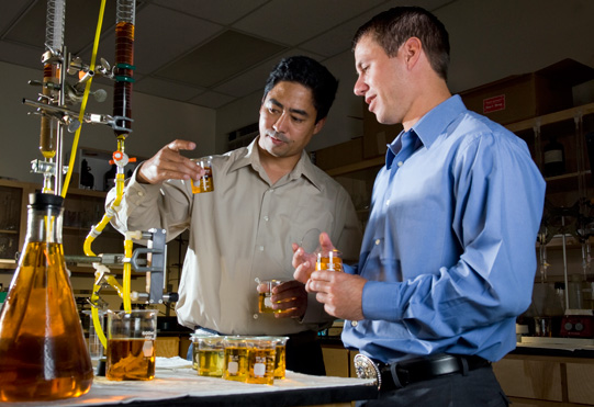 Engineering biodiesel at U of I. source