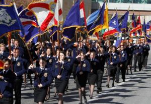 State Flag Parade Photo source