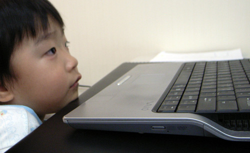 Kids can get into trouble online. Teach them how to use the internet wisely Photo source