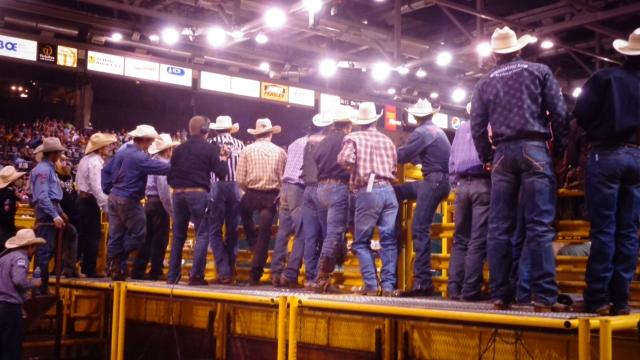 Cowboy line-up