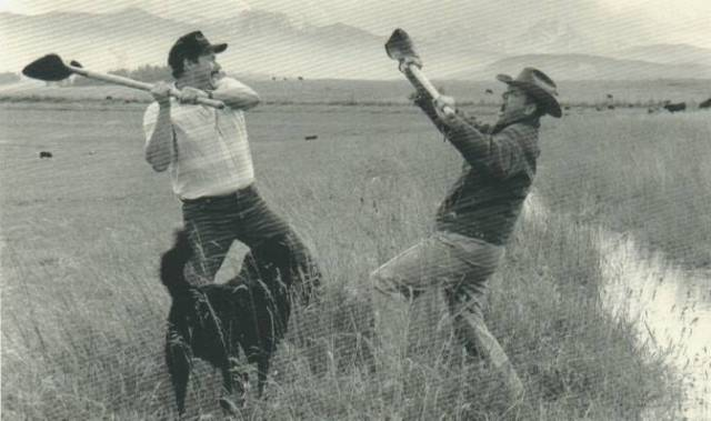 A typical Western water rights conversation Photo Source