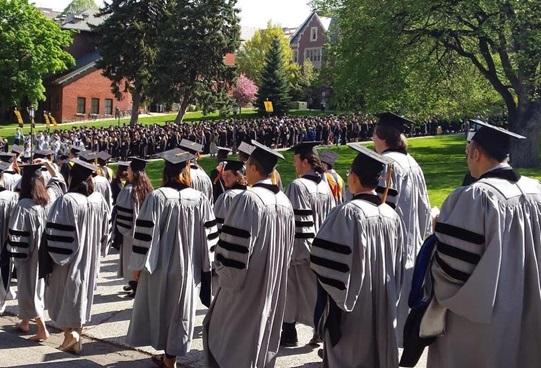 University of Idaho 2014 Commencement Photo Source