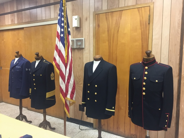 Military Wool Tour Uniforms Photo Oct 18, 7 15 51 AM
